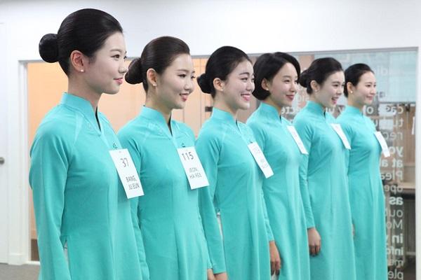 Điều kiện làm tiếp viên hàng không Vietnam Airlines