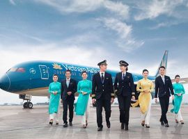Kiểm tra vé máy bay Vietnam Airlines