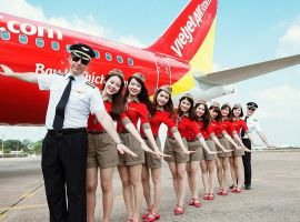 Lịch bay Vietjet